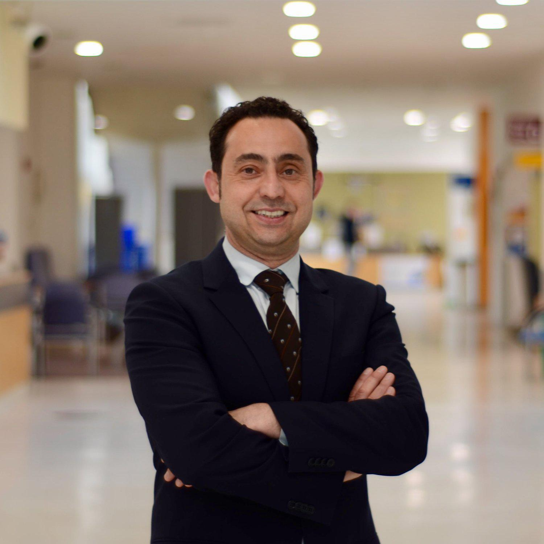 Dr Fadi Kherdaji - Specialises in Refractive surgery in London